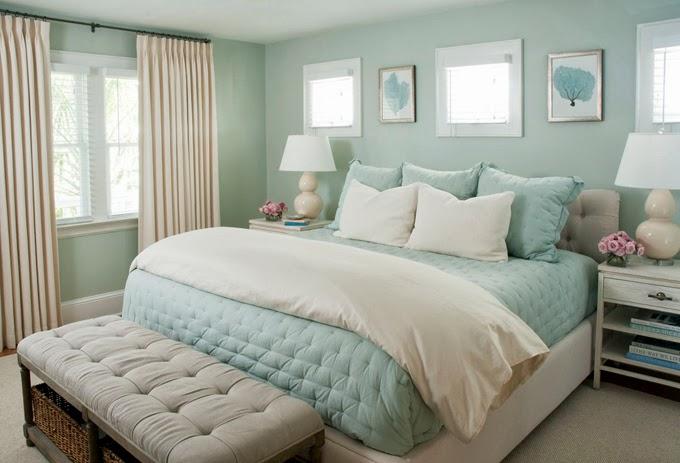 15 modelos de quarto de casal para se inspirar na hora de  ~ Quarto Casal Tour