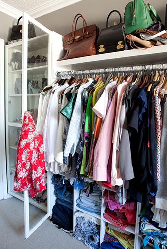 tour pelo closet 12