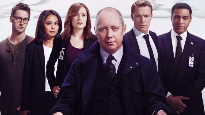 série the blacklist 1