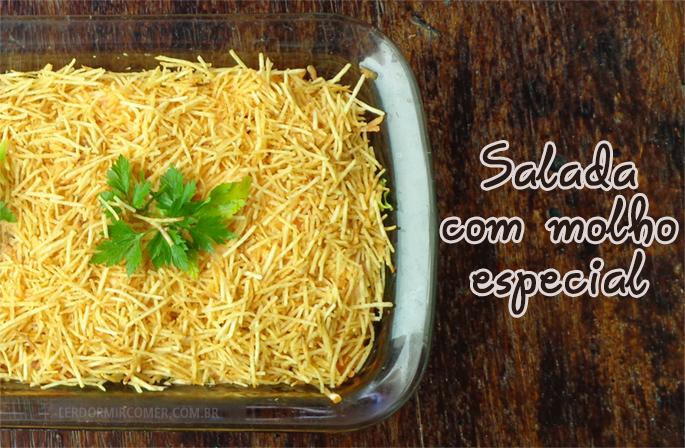 (receita) salada com molho especial 1