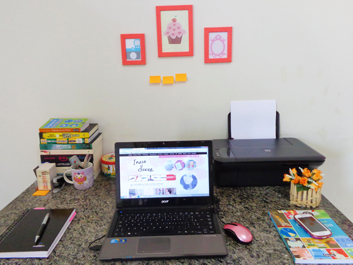 Decorando o home office - parte 1 - quadrinhos 12