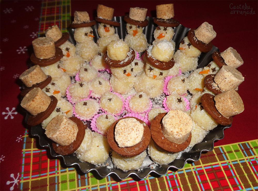 3 sobremesas lindas e gostosas para a sua ceia de Natal 3