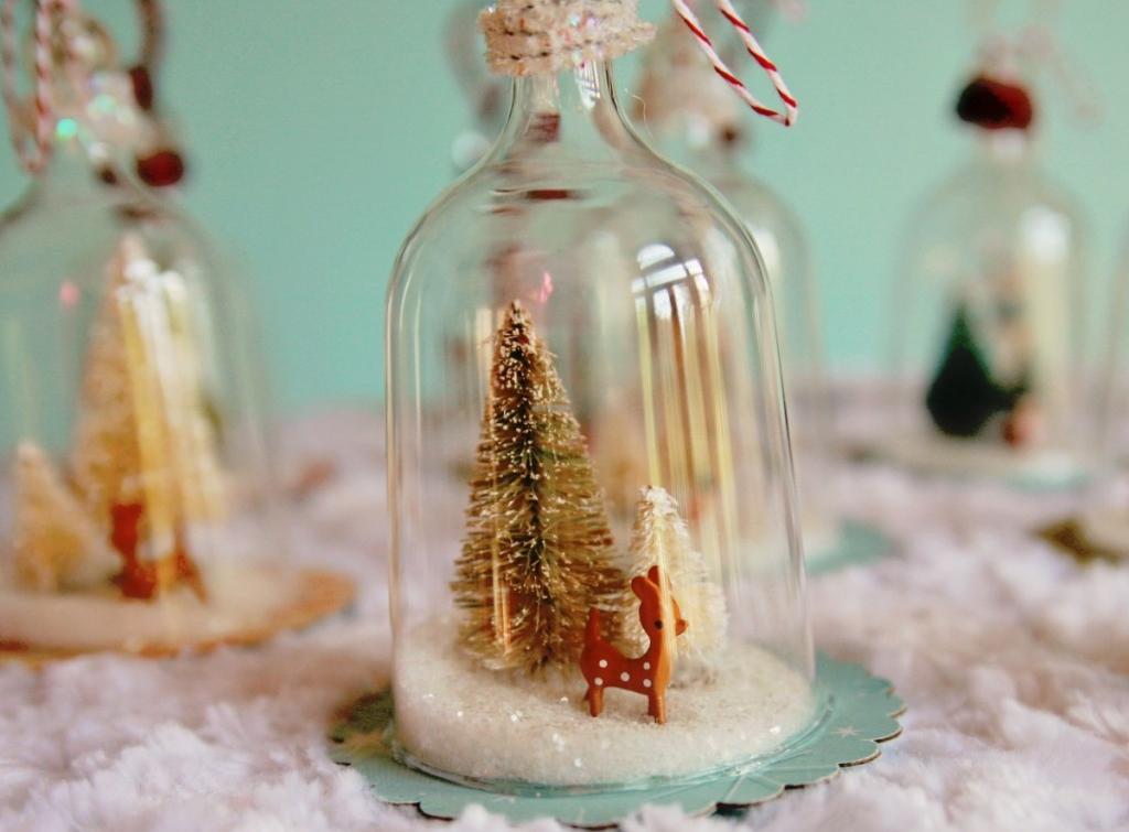 5 decorações de Natal que você mesma pode fazer 1