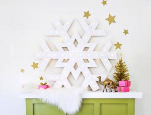 5 decorações de Natal que você mesma pode fazer 3