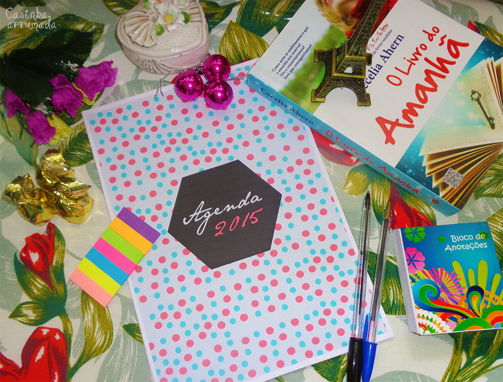 agenda planner 2015 para baixar 1