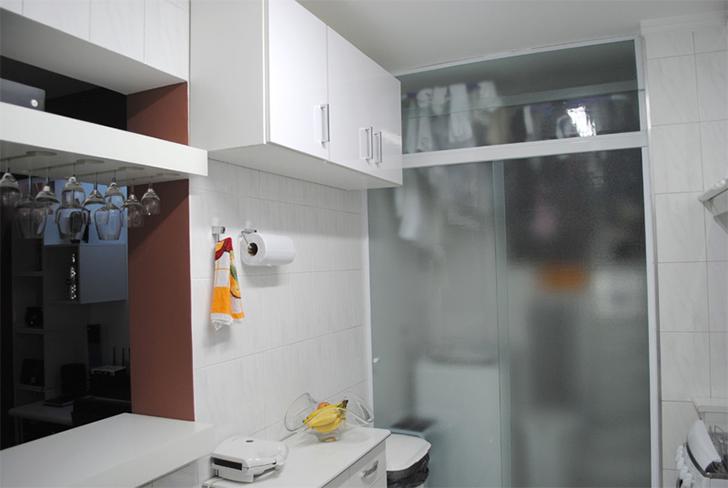 cozinhas pequenas tipo corredor 10