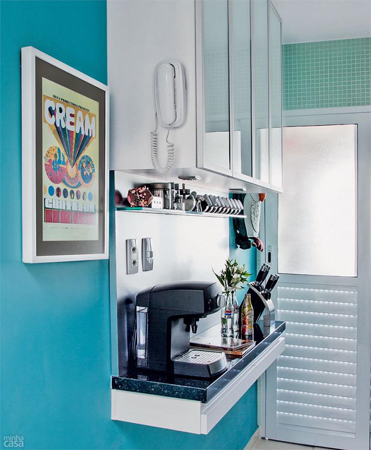 cozinhas pequenas tipo corredor 2