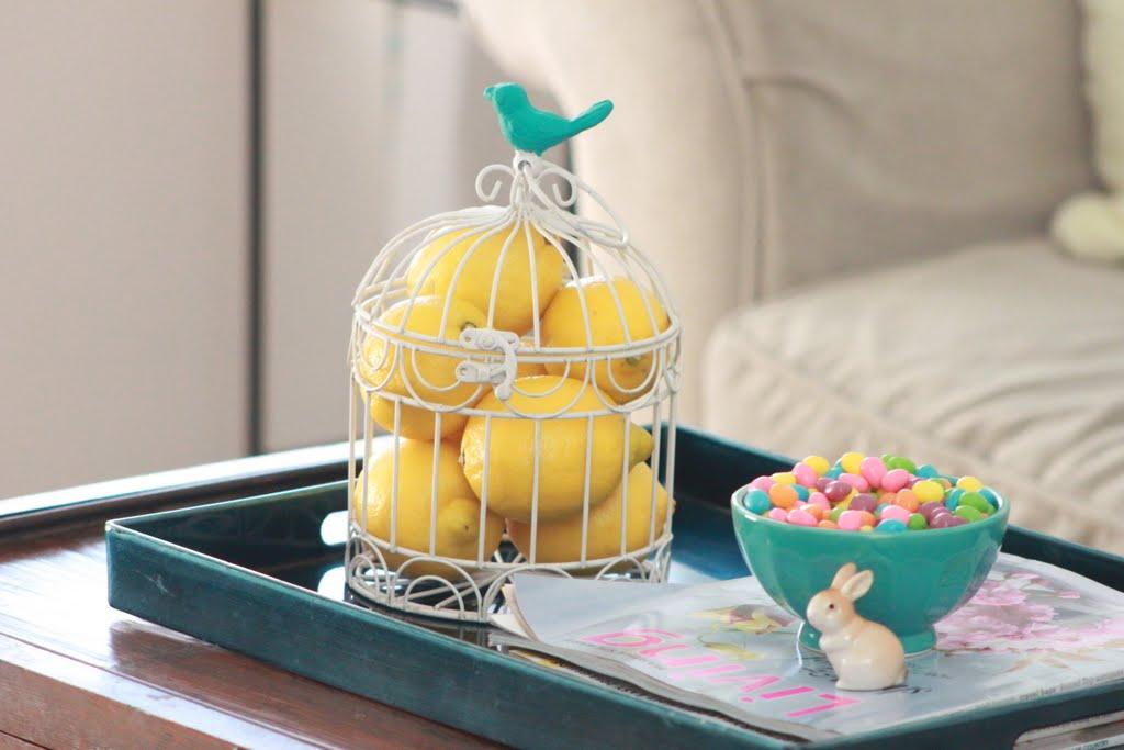 decoracao de sala azul turquesa e amarelo : decoracao de sala azul turquesa e amarelo:Inspiração: sala de estar nas cores turquesa e amarelo – Casinha