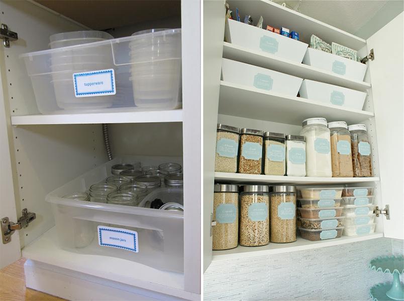 organize cada cômodo dicas para organizar a cozinha 2