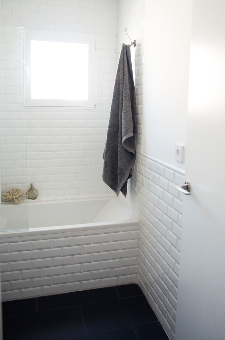 Banheiro decorado com caixote de feira  Casinha Arrumada -> Banheiro Decorado Com Caixote De Feira