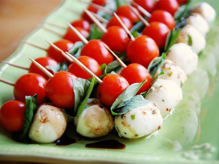 10 opções de saladas para variar o seu cardápio