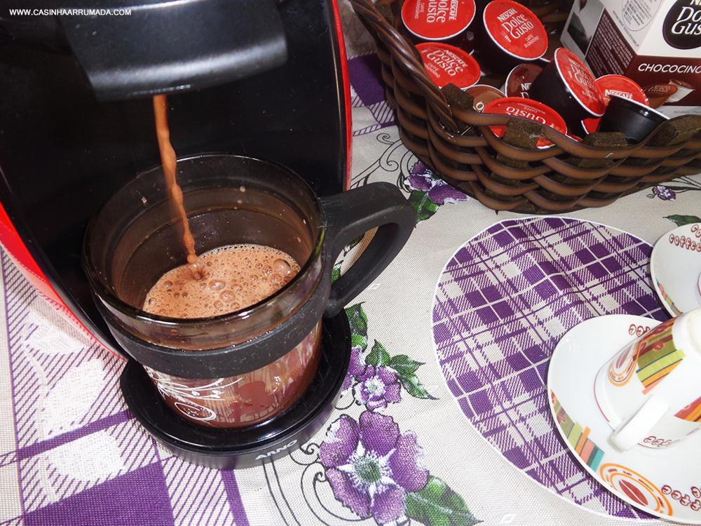 Cantinho do Café em casa + minha cafeteira Dolce Gusto 4