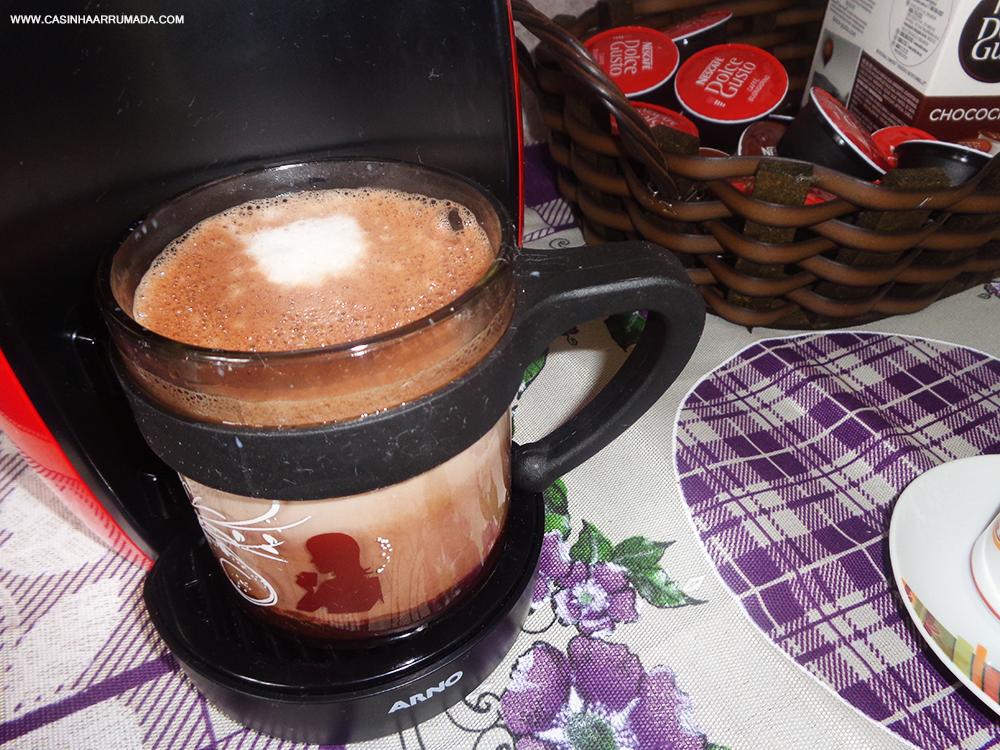 Cantinho do Café em casa + minha cafeteira Dolce Gusto 7