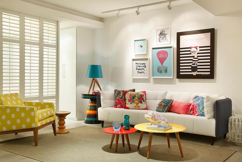 apartamento feminino colorido 2