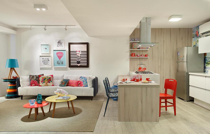 apartamento feminino colorido 3