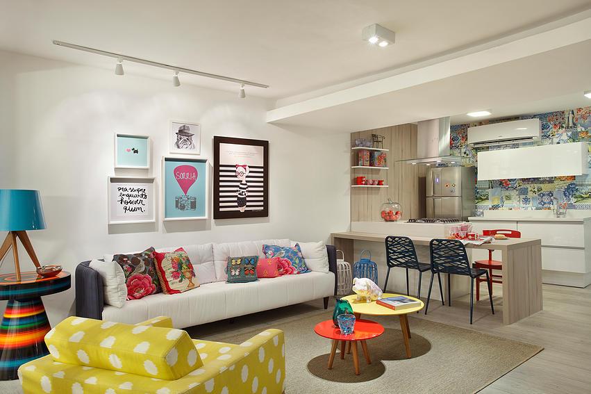 apartamento feminino colorido 5