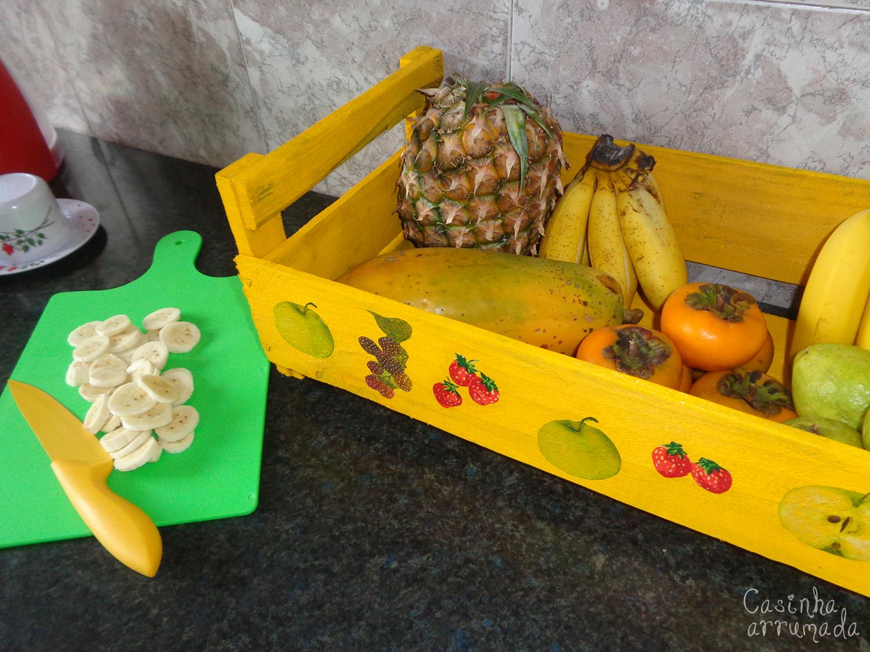 fruteira feita com caixote de feira 2