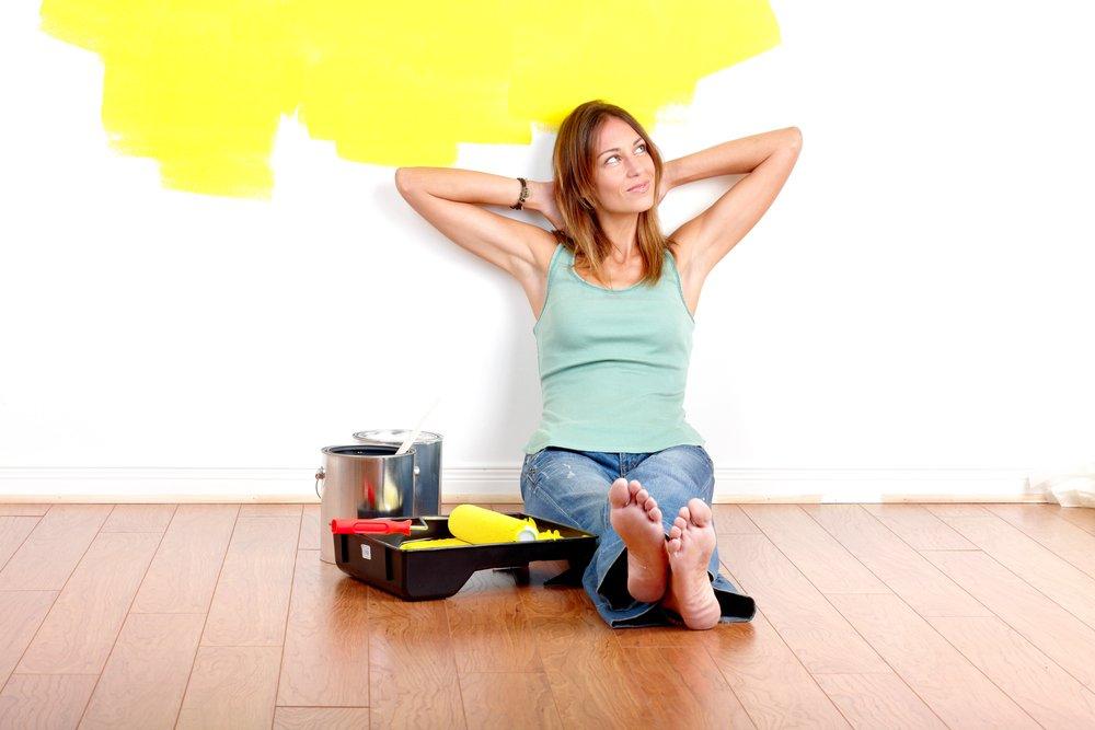 qual tinta usar para pintar a casa. tipos de tinta. pintura residencial. 1