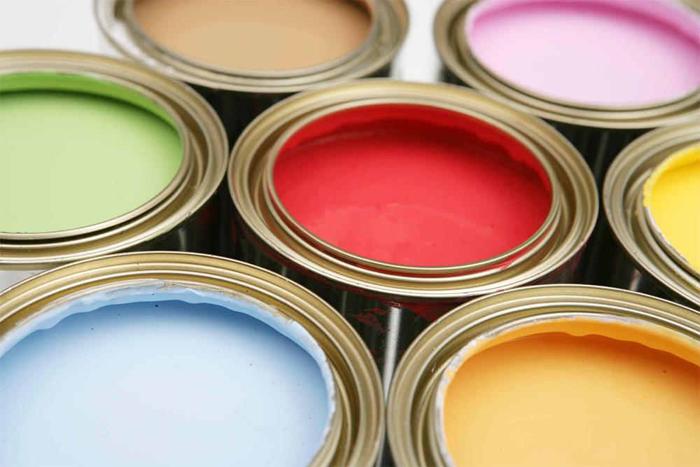 Qual tinta usar como escolher a tinta certa para pintar a for Como elegir pintura para casa