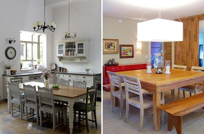 Cadeiras Sala De Jantar Bh ~  combinação de mesa e cadeiras na sala de jantar  Casinha Arrumada