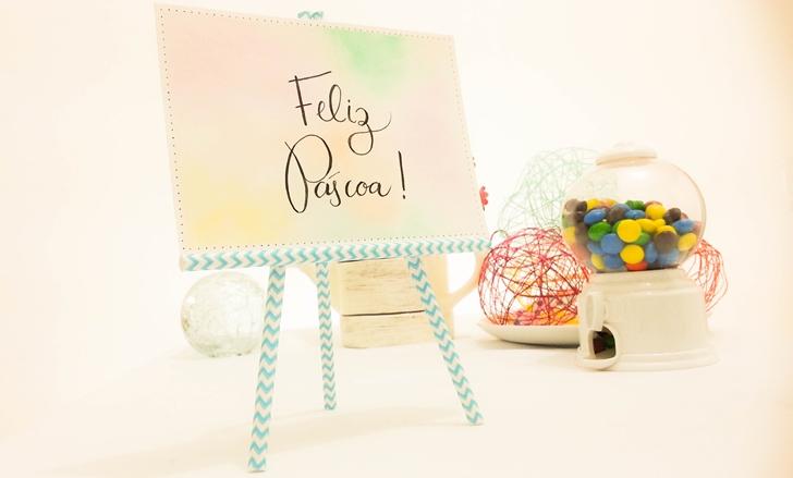 ideias criativas para decorar a mesa para a Páscoa 1