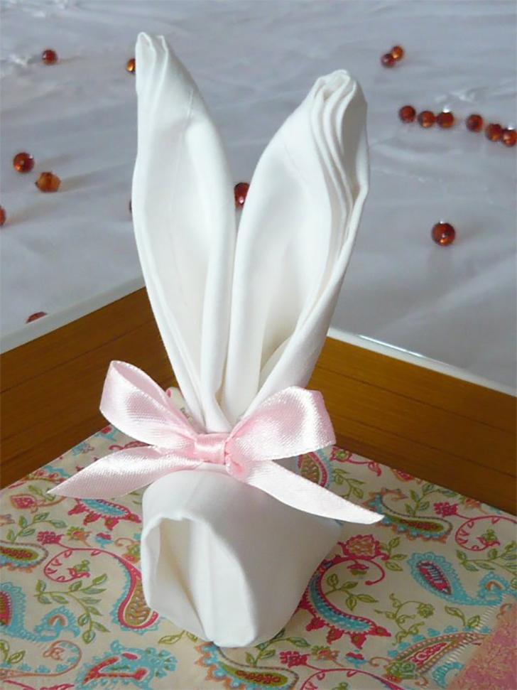 ideias criativas para decorar a mesa para a Páscoa 7