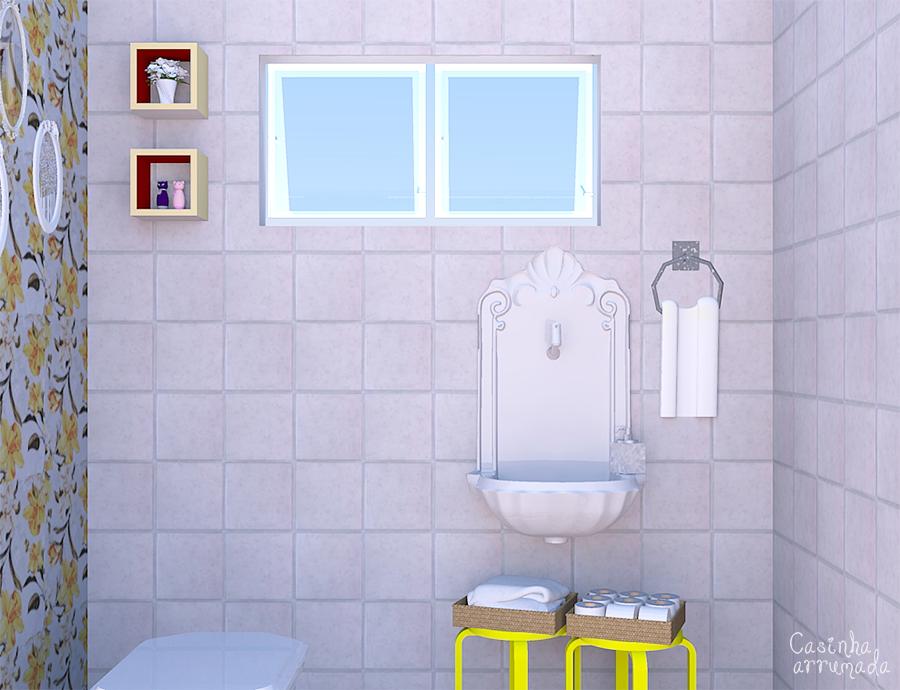 projeto banheiro dos meus pais 1