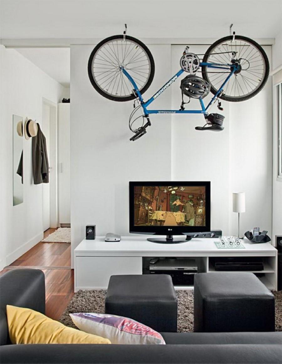 dicas práticas para decorar apartamentos pequenos  Casinha