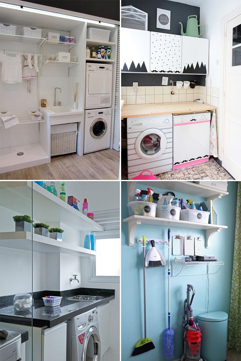 como organizar a lavanderia 8