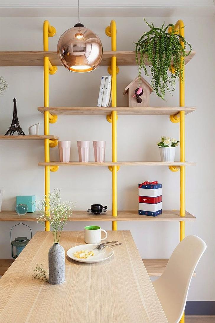 como organizar e decorar a estante 10