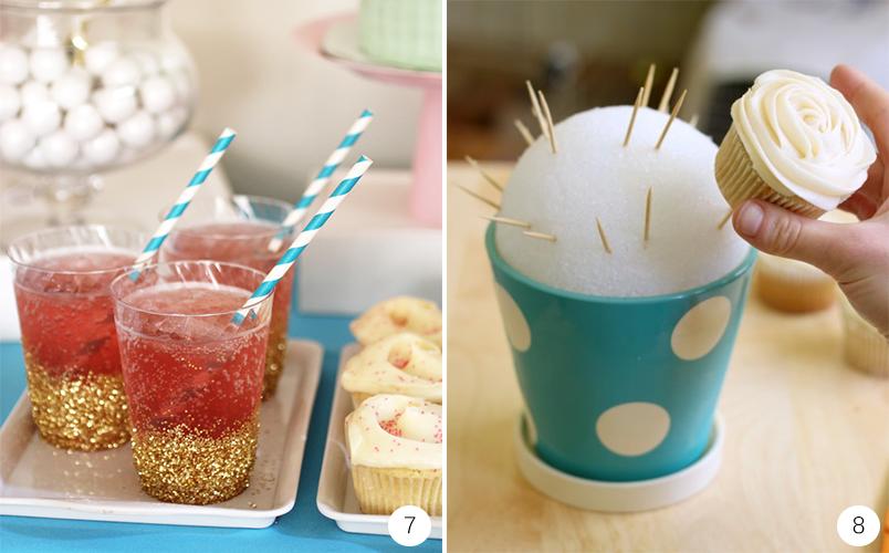 decoracao cozinha diy:10 ideias de decoração para festas que você mesma pode fazer