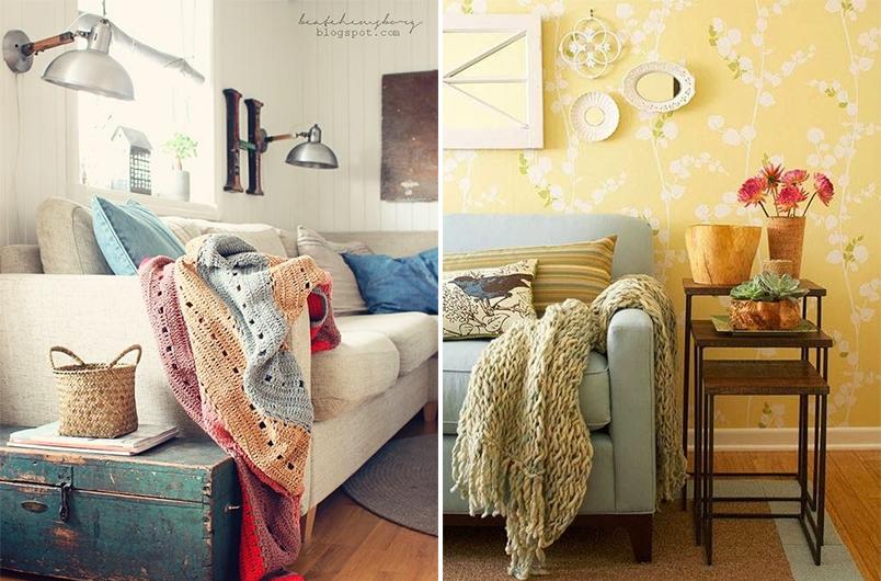 para deixar a sua casa mais quentinha mantas para sofá 2