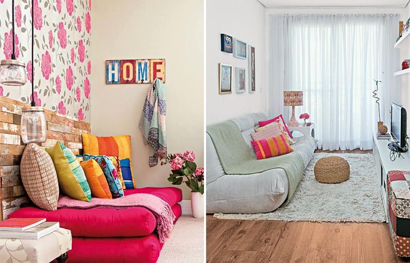 Para deixar a sua casa mais quentinha mantas para o sof - Mantas para el sofa ...