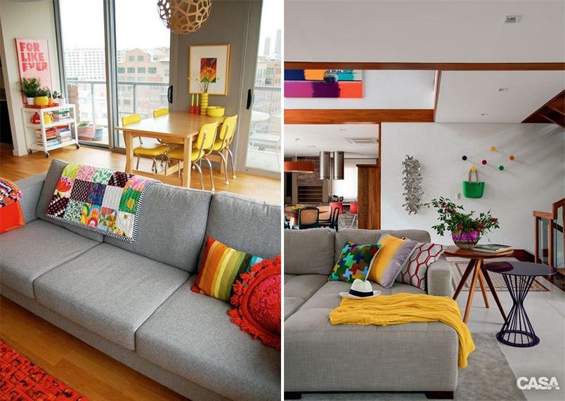 para deixar a sua casa mais quentinha mantas para sofá 6