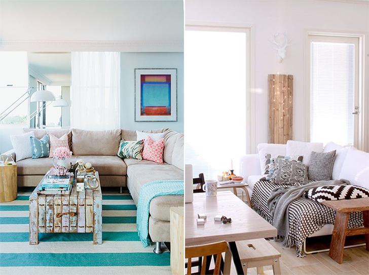 para deixar a sua casa mais quentinha mantas para sofá 8