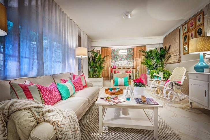 sala de estar e jantar decoração maravilhosa ana antunes 1