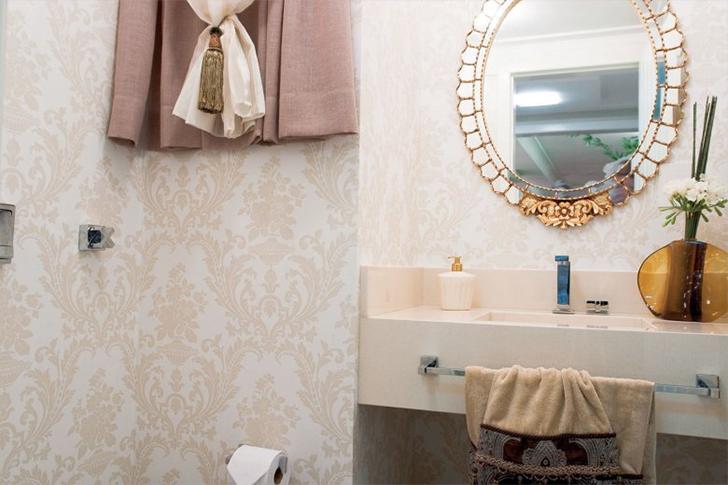 como decorar lavabos pequenos - decoração lavabos - 12