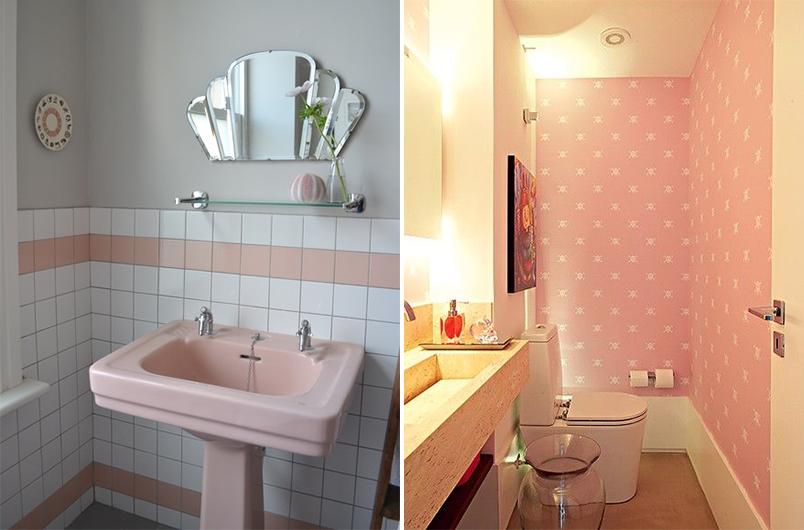 como decorar lavabos pequenos - decoração lavabos - 13
