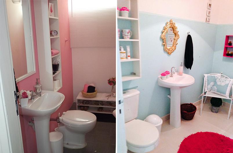 Como decorar lavabos pequenos 15 modelos inspiradores for Decorar lavaderos pequenos