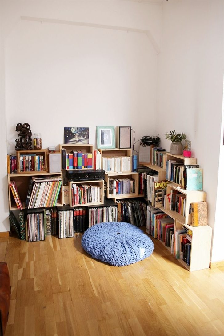 como montar um cantinho da leitura em casa 6