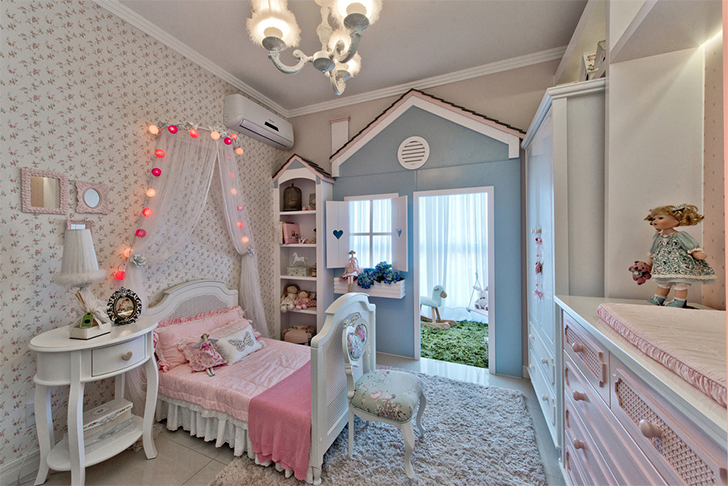 inspirações para quartos de criança 2