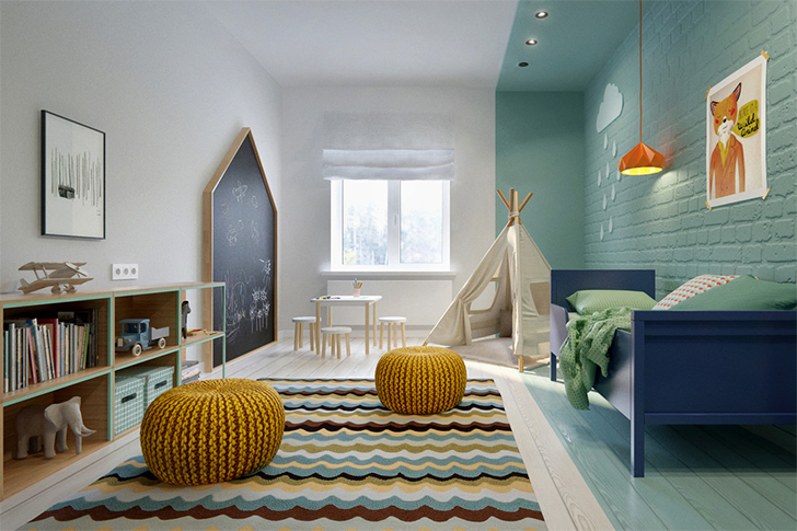 inspirações para quartos de criança 4
