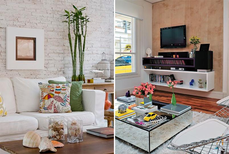Como decorar mesa de centro casinha arrumada for Mesas de centro pequenas