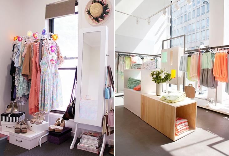 Como planejar decorar e organizar um closet pequeno for Como organizar un apartamento pequeno