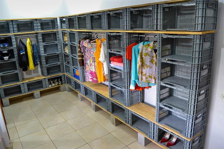 10 ideias de closets pequenos charmosos e baratinhos que for Fabrica de closet
