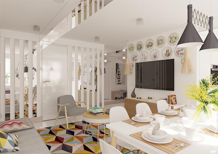 3 projetos de salas decoradas para você se inspirar 2