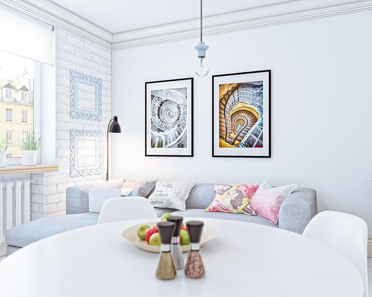 3 projetos de salas decoradas para você se inspirar 8