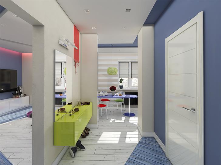 Pequeno apartamento lindo e inspirador 4