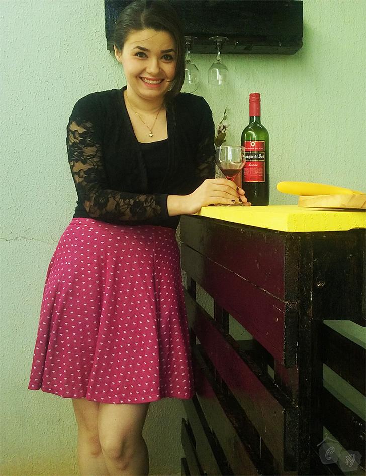adega de vinhos feita com pallets 1
