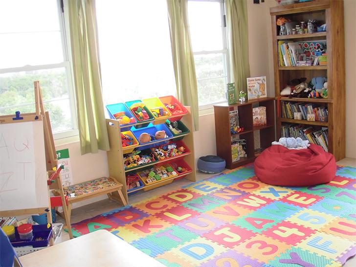 como organizar o quarto das crianças 10